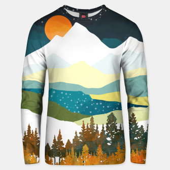 Thumbnail image of Winters Night Cotton sweater, Live Heroes