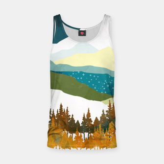 Thumbnail image of Winters Night Tank Top, Live Heroes