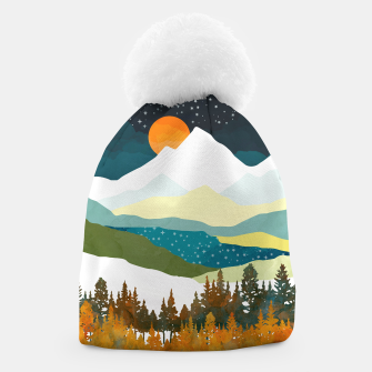 Thumbnail image of Winters Night Beanie, Live Heroes