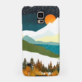 Thumbnail image of Winters Night Samsung Case, Live Heroes