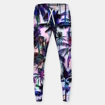 Scenic Statements Palm Cotton sweatpants thumbnail image