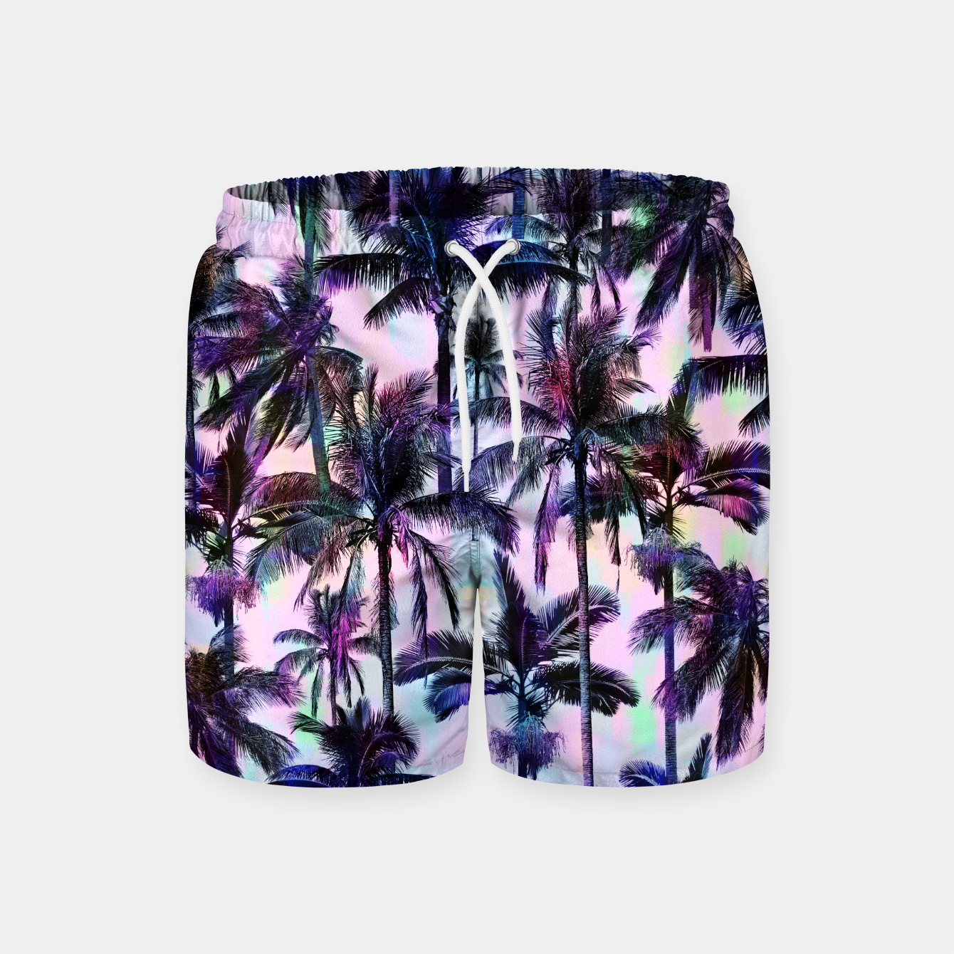 Image de Scenic Statements Palm Swim Shorts - Live Heroes