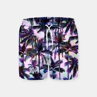 Scenic Statements Palm Swim Shorts Bild der Miniatur