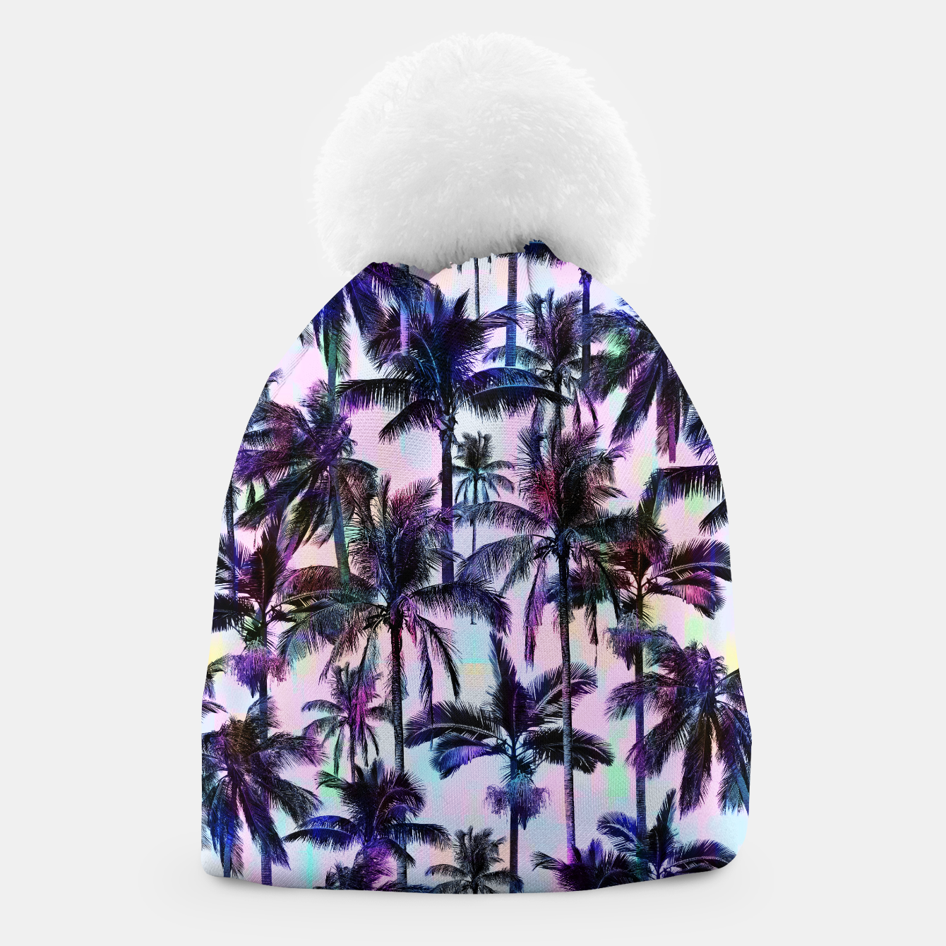 Image de Scenic Statements Palm Beanie - Live Heroes