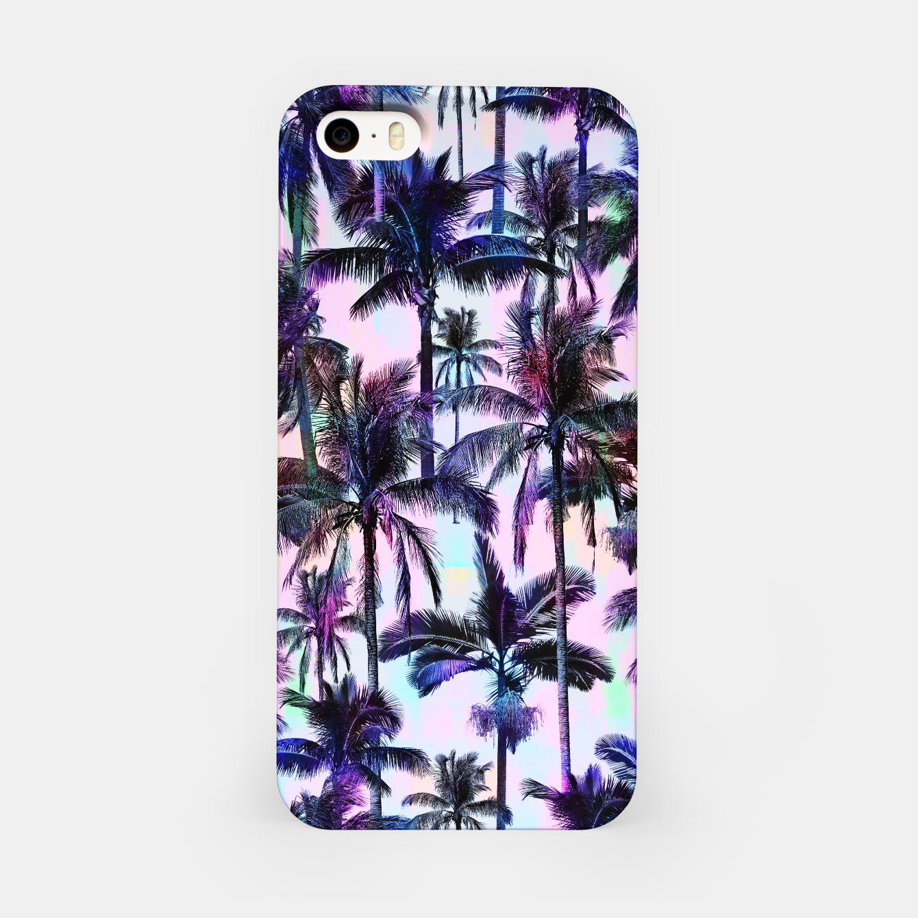 Foto Scenic Statements Palm iPhone Case - Live Heroes