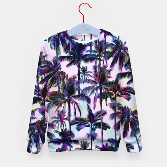 Scenic Statements Palm Kid's sweater thumbnail image