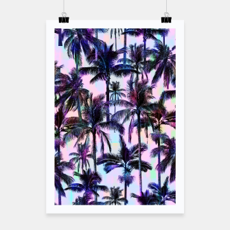 Thumbnail image of Scenic Statements Palm Poster, Live Heroes
