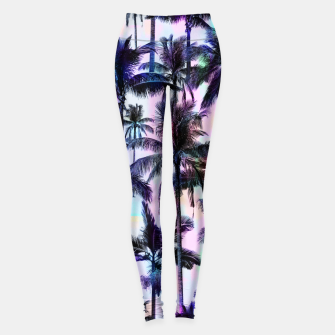 Miniatur Scenic Statements Palm Leggings, Live Heroes