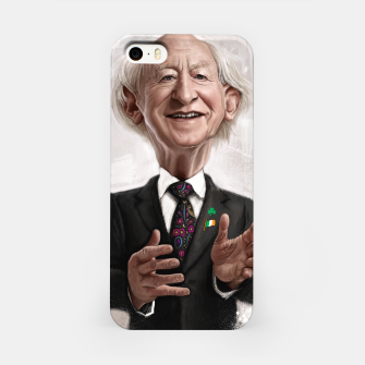 Thumbnail image of MD Higgins iPhone Case, Live Heroes