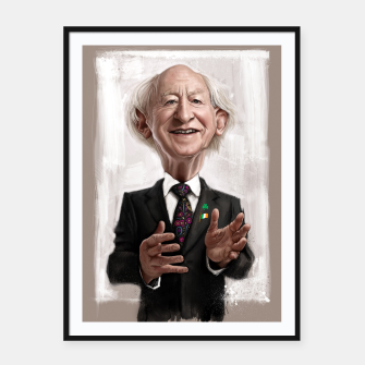 MD Higgins Framed poster thumbnail image