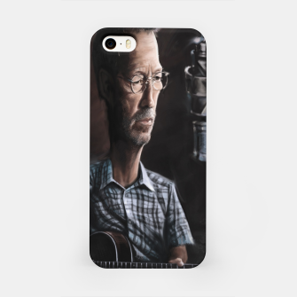Thumbnail image of Eric Clapton I iPhone Case, Live Heroes