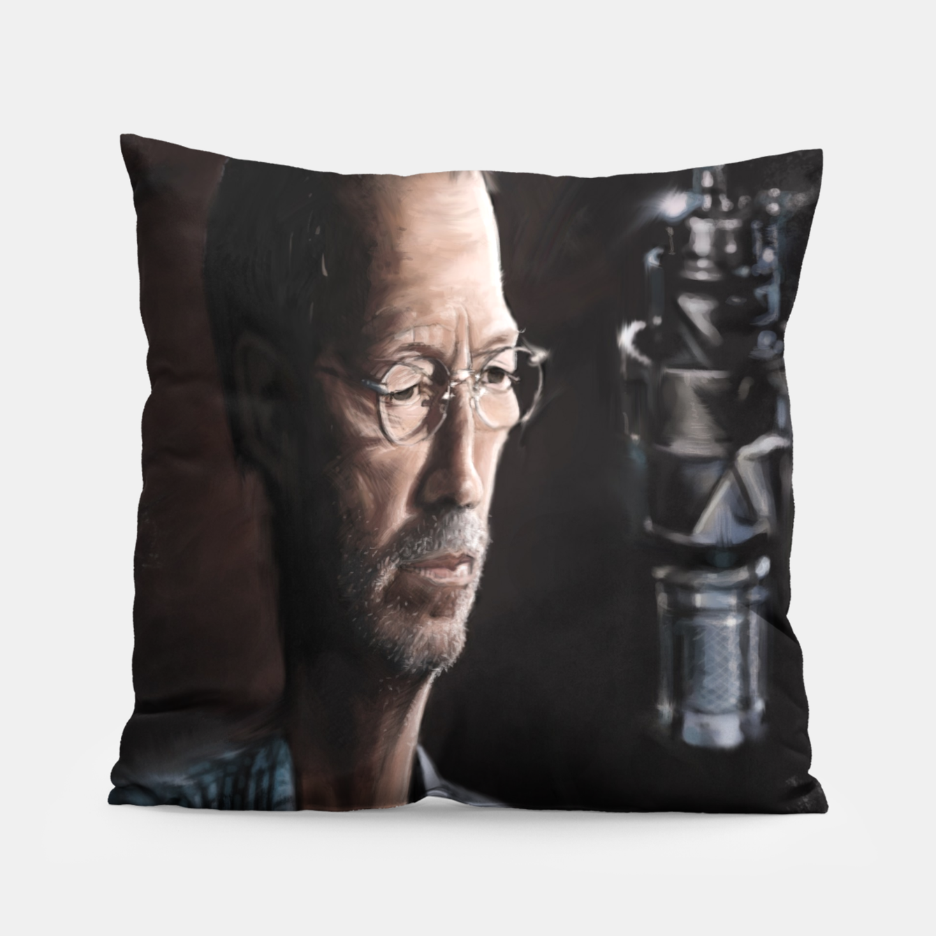 Image of Eric Clapton I Pillow - Live Heroes