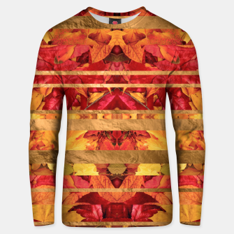 Autumn moods Cotton sweater thumbnail image