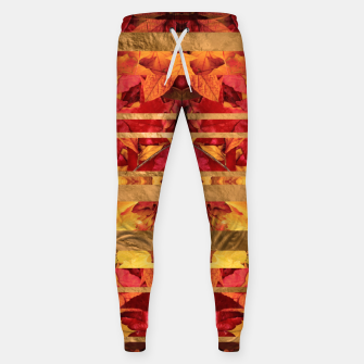 Autumn moods Cotton sweatpants thumbnail image