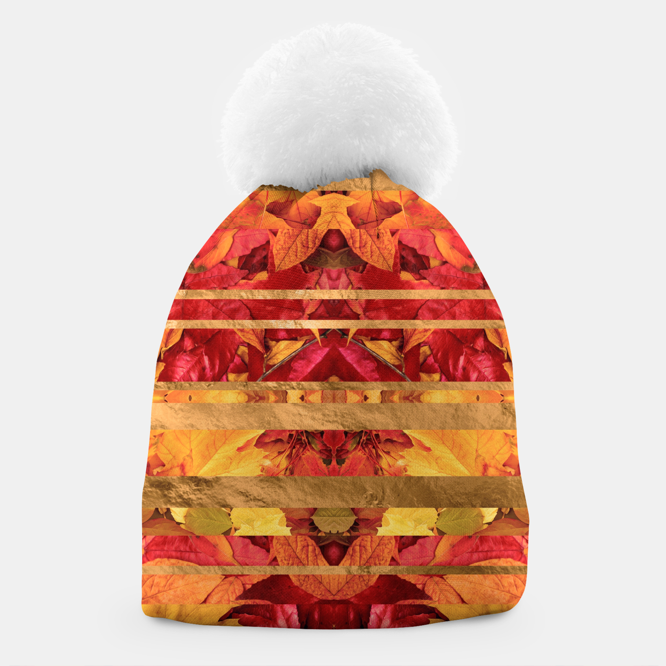 Image of Autumn moods Beanie - Live Heroes