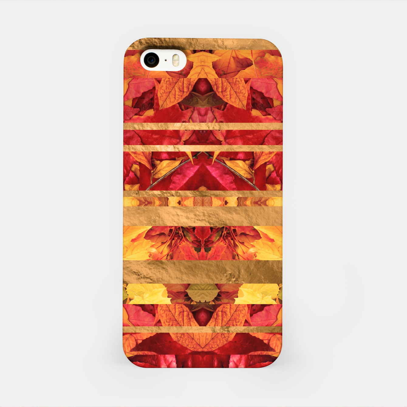 Image of Autumn moods iPhone Case - Live Heroes