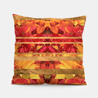 Autumn moods Pillow thumbnail image