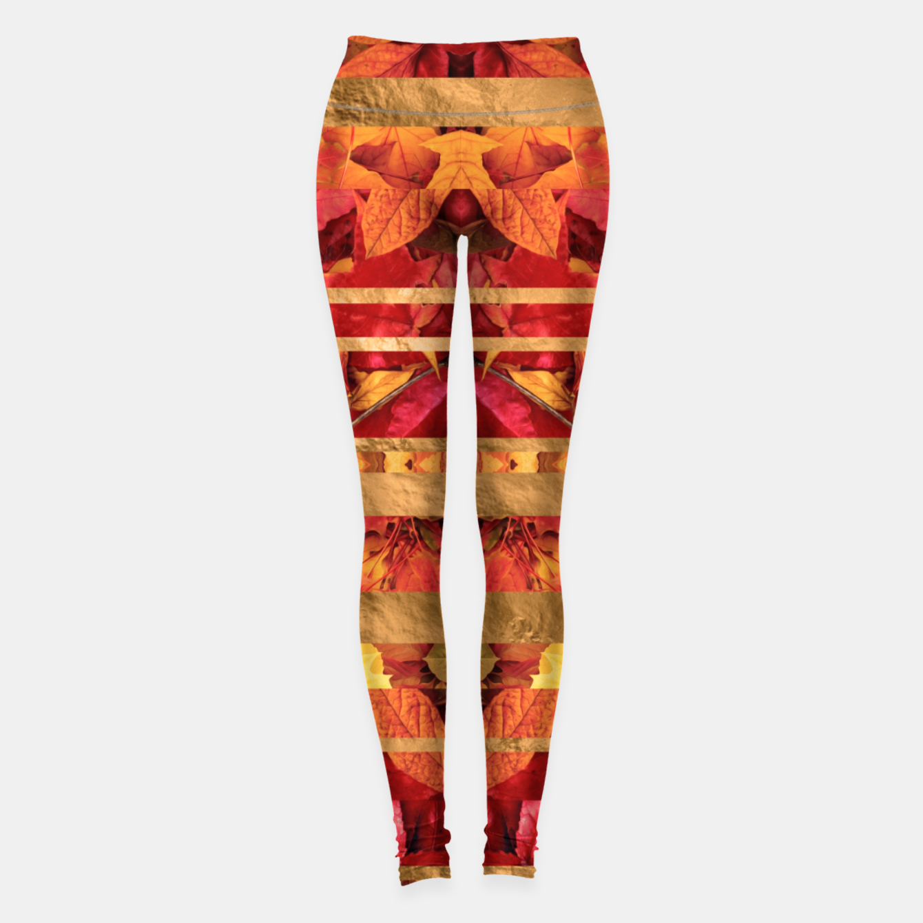 Image of Autumn moods Leggings - Live Heroes