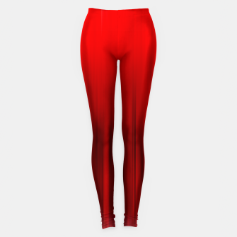 Red Lines Leggings obraz miniatury