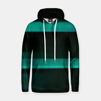 Thumbnail image of green lines Baumwoll Kapuzenpullover, Live Heroes