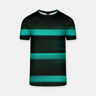 Thumbnail image of green lines T-Shirt, Live Heroes