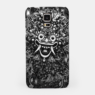 Thumbnail image of Bali Mask Samsung Case, Live Heroes