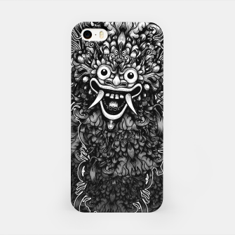 Thumbnail image of Bali Mask iPhone Case, Live Heroes