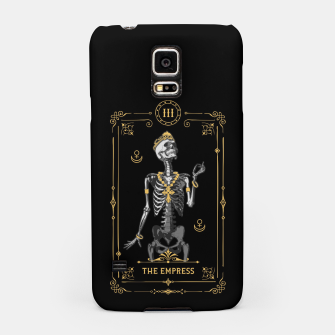 Thumbnail image of The Empress III Tarot Card Samsung Case, Live Heroes