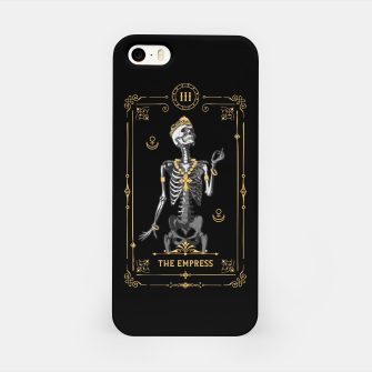 Thumbnail image of The Empress III Tarot Card iPhone Case, Live Heroes