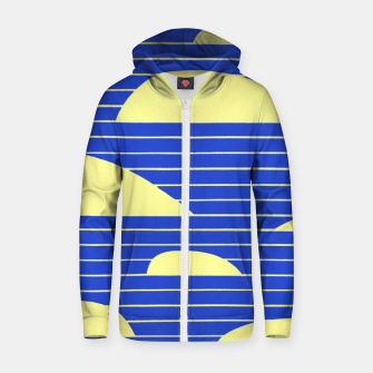 Thumbnail image of Medanos Cotton zip up hoodie, Live Heroes
