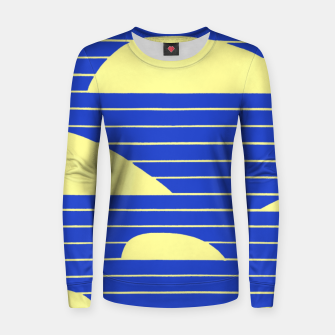 Thumbnail image of Medanos Woman cotton sweater, Live Heroes