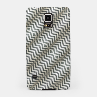 Thumbnail image of Diagonal Striped Print Pattern Samsung Case, Live Heroes