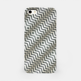 Thumbnail image of Diagonal Striped Print Pattern iPhone Case, Live Heroes