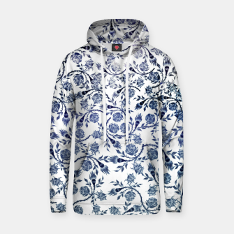Thumbnail image of Roses Cotton hoodie, Live Heroes
