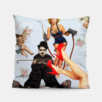 Thumbnail image of Charlie's Angels (2) Pillow, Live Heroes