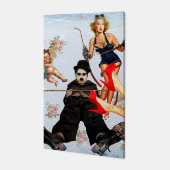 Thumbnail image of Charlie's Angels (2) Canvas, Live Heroes