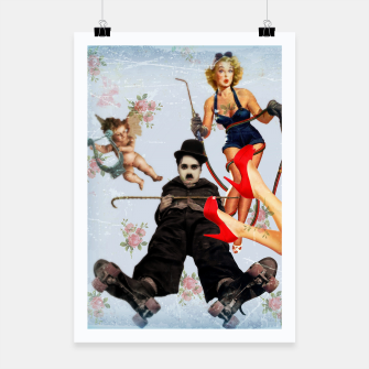 Thumbnail image of Charlie's Angels (2) Poster, Live Heroes