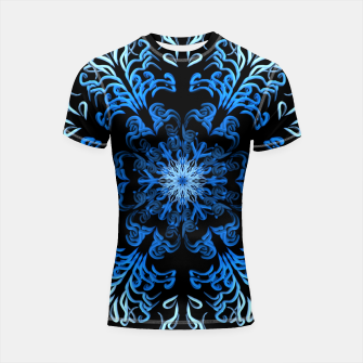 Thumbnail image of Puʻuwai ka maloʻo 2 in winter Shortsleeve rashguard, Live Heroes