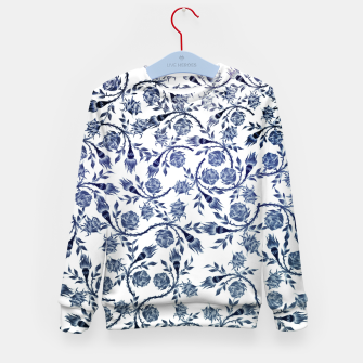 Thumbnail image of Roses Kid's sweater, Live Heroes