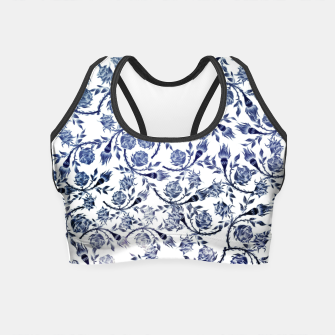 Thumbnail image of Roses Crop Top, Live Heroes