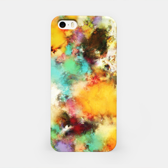 Thumbnail image of A distorted impact iPhone Case, Live Heroes