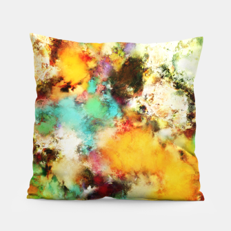 Thumbnail image of A distorted impact Pillow, Live Heroes