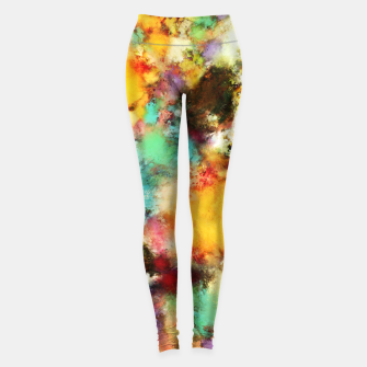 Thumbnail image of A distorted impact Leggings, Live Heroes