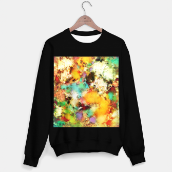 Thumbnail image of A distorted impact Sweater regular, Live Heroes