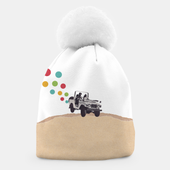 Thumbnail image of Off Road Beanie, Live Heroes