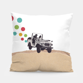 Thumbnail image of Off Road Pillow, Live Heroes