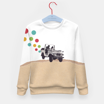 Thumbnail image of Off Road Kid's sweater, Live Heroes