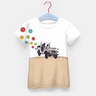 Thumbnail image of Off Road Kid's t-shirt, Live Heroes