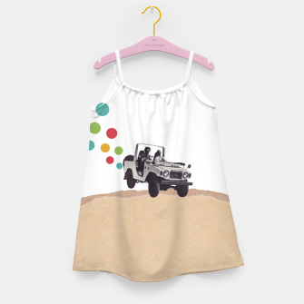 Thumbnail image of Off Road Girl's dress, Live Heroes