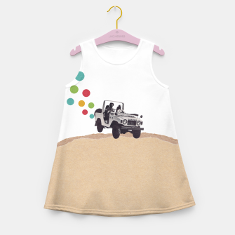 Thumbnail image of Off Road Girl's summer dress, Live Heroes